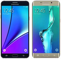 Image Result For Galaxy S And S Edge Oled Display Technology Shoot Out