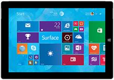 Microsoft Surface 3 Display Technology Shoot-Out